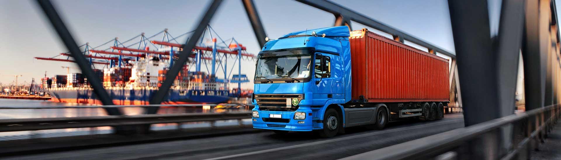 перевозка грузов по России автомобильным транспортом