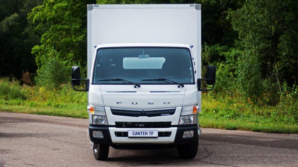 В России приостановлен выпуск грузовиков Fuso